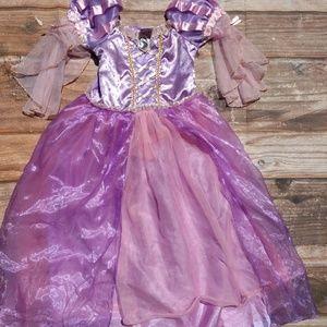 Girls princess costume 7/8